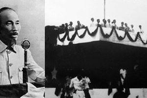 Lịch sử Việt Nam có mấy bản tuyên ngôn độc lập?