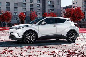 Toyota C-HR 2019 mới sẽ có giá từ hơn 500 triệu đồng