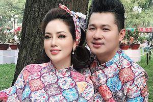 Chân dung vợ hoa hậu ca sĩ Lâm Vũ vừa 'rước về dinh'