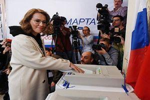 Đến giờ này, diễn biến bầu cử Tổng thống Nga thế nào?
