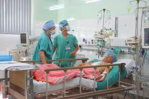 Hành trình thần tốc đưa trái tim từ Hà Nội tới Huế