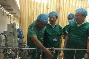Trưởng nhóm 'hiệp sĩ' quận Tân Bình từng bị chém hụt tại nhà