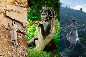 Người mẫu Việt và những 'đánh đổi' để có những bức ảnh tuyệt tác