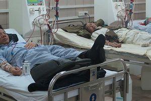 Bệnh nhân tuyến cuối không khỏi lo lắng khi giá giường bệnh tăng