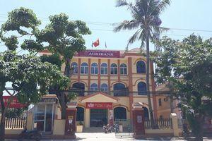 Một cán bộ ngân hàng Agribank ở Quảng Bình bỗng dưng 'mất tích'