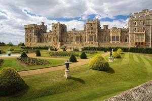 Lâu đài gần 1.000 tuổi, nơi Hoàng tử Harry tổ chức lễ cưới