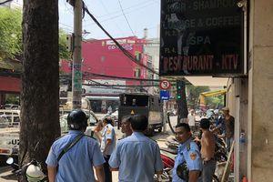 Tái khởi động chiến dịch dẹp vỉa hè ở trung tâm TP HCM