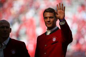 Neuer sẽ có mặt trong đội hình Bayern Munich và tuyển Đức