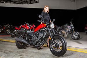 Honda Việt Nam công bố giá các dòng xe mô tô 'khủng'