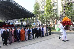 TP.HCM: Nhiều hoạt động nhân kỷ niệm 128 năm Ngày sinh Chủ tịch Hồ Chí Minh