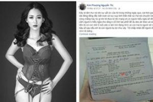 Người mẫu ảnh khỏa thân tố họa sĩ body painting nổi tiếng hiếp dâm trong khách sạn