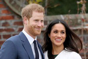 Hành trình tình yêu của Hoàng tử Harry và nữ diễn viên Meghan Markle