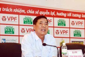 VFF chính thức lên tiếng về ghi âm cuộc họp dung tục giữa VPF và VFF bị rò rỉ