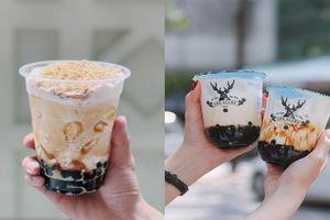 'Điểm mặt' những quán bán sữa tươi trân châu đường đen hot nhất tại Hà Nội