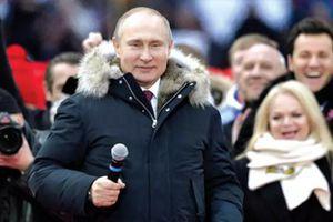 Hành trình trở thành Tổng thống của ông Putin và bài học lòng dân