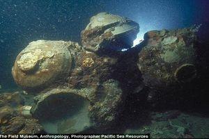 Vụ chìm tàu bí ẩn ở đáy biển Indonesia 800 năm trước