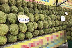 Thái Lan trúng mùa trái cây, VN ngập chợ