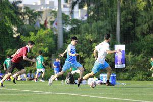 Báo Tiền Phong khởi đầu thắng lợi mùa giải Press Cup 2018