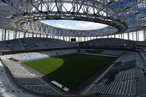 Ngắm nhìn vẻ đẹp các sân vận động phục vụ World Cup 2018 tại Nga