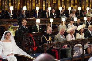 Hình bóng Công nương Diana trong hôn lễ Hoàng tử Harry