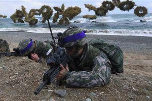 Mỹ và Hàn Quốc ấn định thời điểm tiến hành các cuộc tập trận chung thường niên
