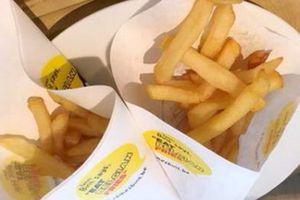 'Khoai tây chiên Bỉ' muốn mở rộng thị phần tại thị trường Việt