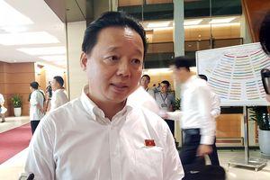 Bộ trưởng Tài nguyên nói về việc cấp dưới gom đất nông trường