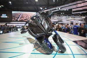 Môtô 3 bánh Yamaha Niken giá tương đương 480 triệu tại Hong Kong