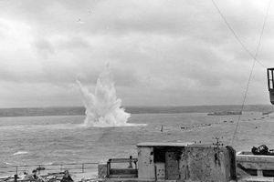 Normandie tan hoang sau chiến dịch đổ bộ của quân Đồng Minh