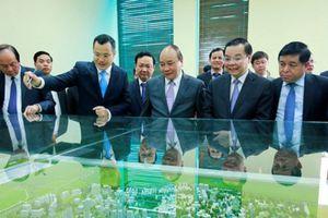 Nhiều dự án đầu tư chất lượng hội tụ tại Khu Công nghệ cao Hòa Lạc