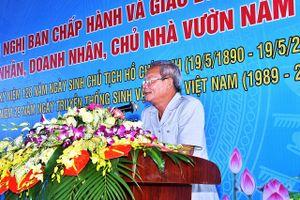Cuộc hội ngộ của giới Nghệ nhân, Doanh nhân, Chủ nhà vườn Sinh Vật Cảnh Việt Nam năm 2018 tại Thủ đô
