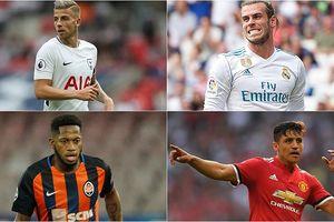 Đội hình MU mùa giải 2018/2019: 'Tam tấu' Bale - Lukaku - Sanchez?