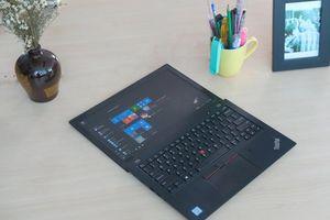 Lenovo ThinkPad X280: Kết hợp truyền thống Thinkpad và những cải tiến hợp thời