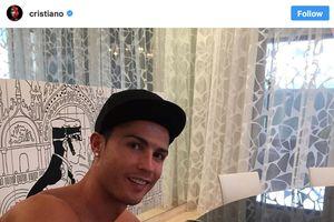 Cận cảnh chế độ dinh dưỡng khắt khe của Ronaldo