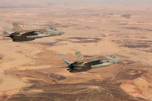 Bí ẩn nguyên nhân khiến chiếc F-35I bị thương