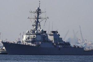 Mỹ điều tàu khu trục tên lửa tới Nhật Bản, 'dằn mặt' Triều Tiên
