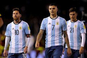 Tuyển Argentina quay lưng với Vua phá lưới Serie A