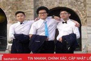 Tự hào chàng trai Hà Tĩnh vừa giành HCV Tin học châu Á