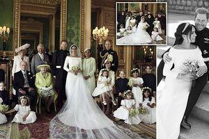 3 bức ảnh cưới Hoàng gia chính thức được công bố, Hoàng tử George cười tươi đáng yêu hết cỡ