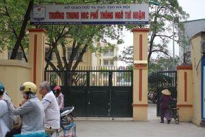 Trường THPT Ngô Thì Nhậm (Hà Nội): Hàng chục tỉ đồng thu, chi không đúng quy định, để ngoài sổ sách