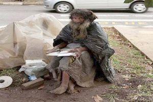 Chuyện lạ hôm nay: Người ăn xin và điều kỳ diệu truyền cảm hứng