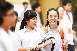 Trường nào của Hà Nội có tỉ lệ 'chọi' cao nhất vào lớp 10?