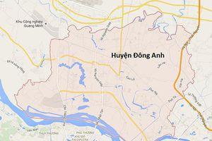 Hà Nội sắp có tuyến đường chạy qua huyện Mê Linh và Đông Anh dài 9km