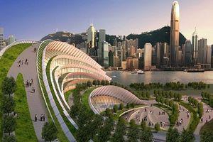 Trung Quốc đang xây dựng mạng lưới đường sắt lớn nhất thế giới