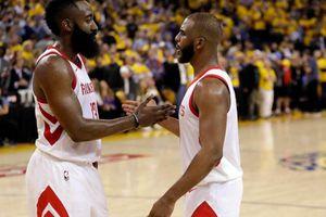 Kết quả NBA ngày 23/5 - Phong độ tuyệt vời từ song sát Chris Paul – James Harden