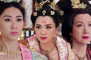 'Thâm cung kế' tập 2: Mượn nước đẩy thuyền, Thái Bình công chúa buộc tội kẻ giết Vương phi