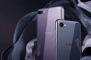 HTC ra mắt Desire 12+ tại Việt Nam: Thiết kế đẹp, có camera kép