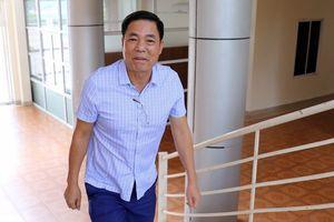 Sau khi từ chức phó chủ tịch VPF, ông Trần Mạnh Hùng nói gì?