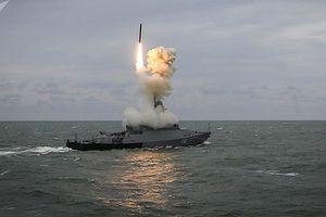 Tàu chiến 'sát thủ' của Nga tại Địa Trung Hải sẵn sàng phủ đầu NATO