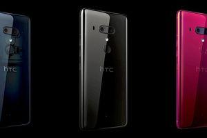 HTC U12 plus với nhiều công nghệ mới mẽ